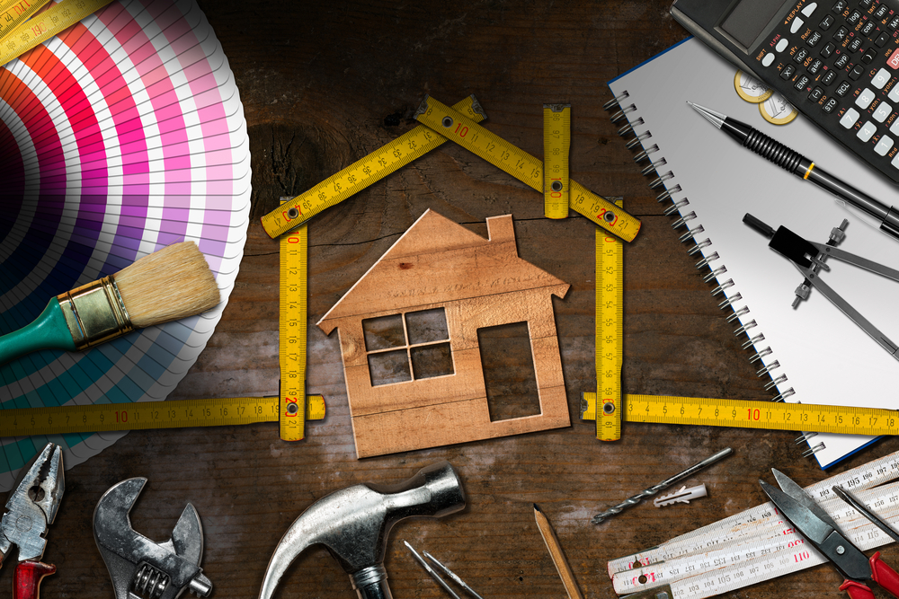 The top 10 home improvement projects revealed